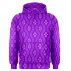 Decorative Seamless Pattern  Men s Pullover Hoodie