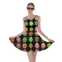 Beetles Insects Bugs Skater Dress