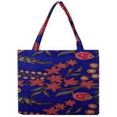 Batik  Fabric Mini Tote Bag