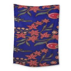 Batik  Fabric Medium Tapestry