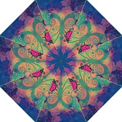 Background Colorful Bugs Straight Umbrellas by BangZart