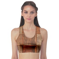 Barnwood Unfinished Sports Bra