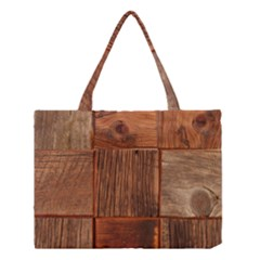 Barnwood Unfinished Medium Tote Bag