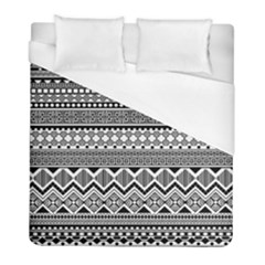 Aztec Pattern Design Duvet Cover (full/ Double Size) by BangZart