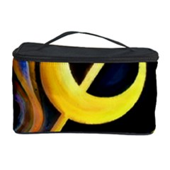 Art Oil Picture Music Nota Cosmetic Storage Case by BangZart