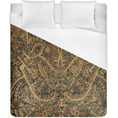 Art Indonesian Batik Duvet Cover (california King Size)