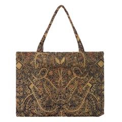 Art Indonesian Batik Medium Tote Bag
