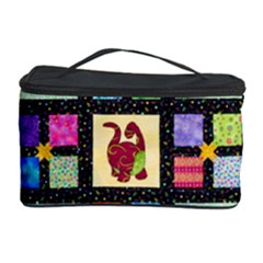 Animal Party Pattern Cosmetic Storage Case