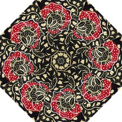 Art Batik Pattern Folding Umbrellas