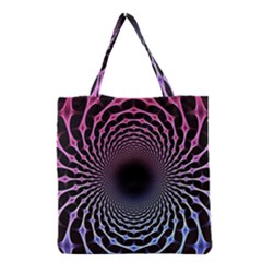 Spider Web Grocery Tote Bag by BangZart