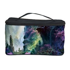 Fantastic World Fantasy Painting Cosmetic Storage Case by BangZart