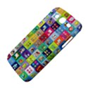Exquisite Icons Collection Vector Samsung Galaxy Mega 5.8 I9152 Hardshell Case  View4