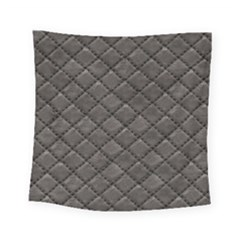 Seamless Leather Texture Pattern Square Tapestry (small)