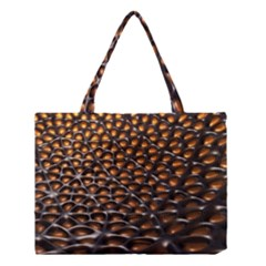 Digital Blasphemy Honeycomb Medium Tote Bag by BangZart