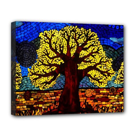 Tree Of Life Deluxe Canvas 20  X 16