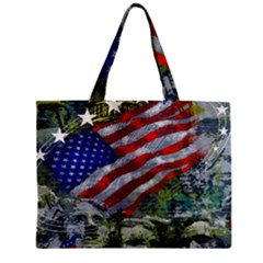 Usa United States Of America Images Independence Day Mini Tote Bag