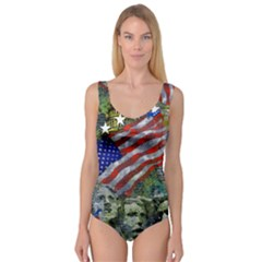Usa United States Of America Images Independence Day Princess Tank Leotard