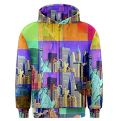 New York City The Statue Of Liberty Men s Zipper Hoodie