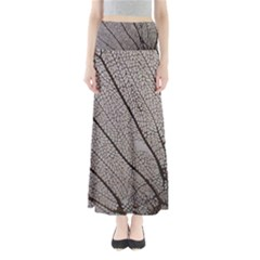 Sea Fan Coral Intricate Patterns Full Length Maxi Skirt