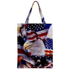 United States Of America Images Independence Day Zipper Classic Tote Bag