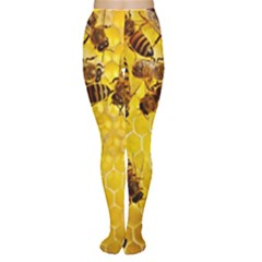 Honey Honeycomb Women s Tights