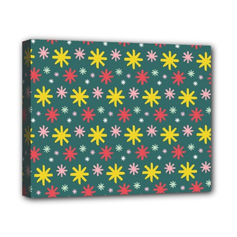 The Gift Wrap Patterns Canvas 10  X 8