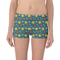 The Gift Wrap Patterns Boyleg Bikini Bottoms