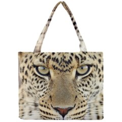 Leopard Face Mini Tote Bag