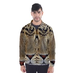 Leopard Face Wind Breaker (men)