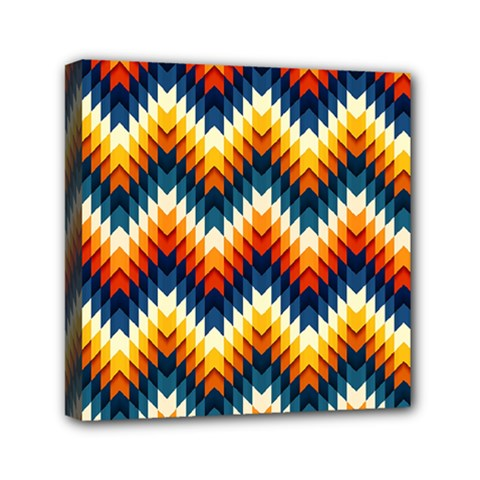 The Amazing Pattern Library Mini Canvas 6  X 6