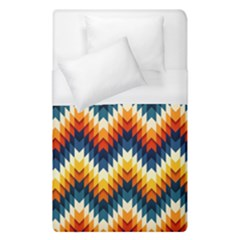 The Amazing Pattern Library Duvet Cover (single Size) by BangZart