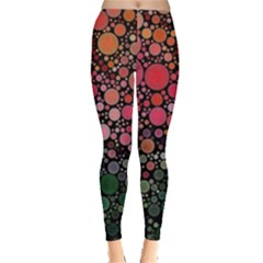 Circle Abstract Leggings