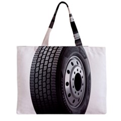 Tire Medium Tote Bag
