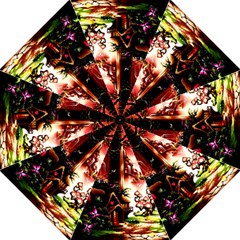 Fantasy Art Story Lodge Girl Rabbits Flowers Golf Umbrellas by BangZart
