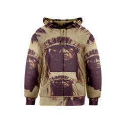 Indian Kids  Zipper Hoodie