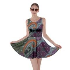 Batik Art Pattern  Skater Dress