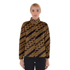 Traditional Art Indonesian Batik Winterwear