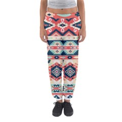 Aztec Pattern Women s Jogger Sweatpants
