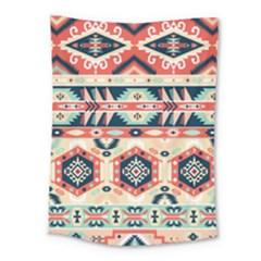 Aztec Pattern Medium Tapestry