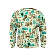 Telegramme Kids  Sweatshirt