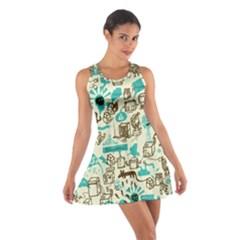 Telegramme Cotton Racerback Dress