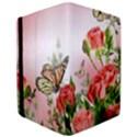 Flora Butterfly Roses Apple iPad Pro 9.7   Flip Case View3