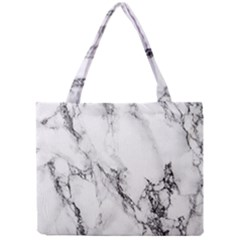 Marble Pattern Mini Tote Bag