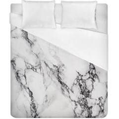 Marble Pattern Duvet Cover (california King Size)
