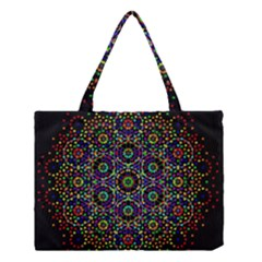 The Flower Of Life Medium Tote Bag