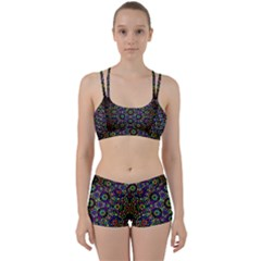 The Flower Of Life Women s Sports Set