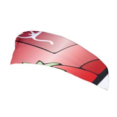 Beverage Can Drink Juice Tomato Stretchable Headband