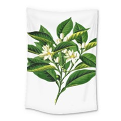 Bitter Branch Citrus Edible Floral Small Tapestry