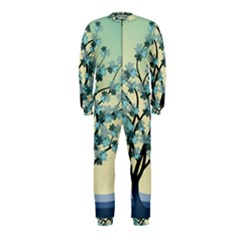 Branches Field Flora Forest Fruits Onepiece Jumpsuit (kids)