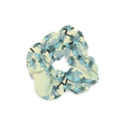 Branches Field Flora Forest Fruits Velvet Scrunchie